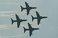 Finnish AF Midnight Hawks - Zhukovsky 2012 (8728640979).jpg