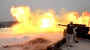 Finnish Army 130 mm Gun M-46 direct fire