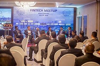 Financial technology - FINTECH MEETUP in Sri Lanka
