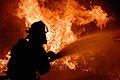Firefighter combats fire during training DVIDS55304.jpg
