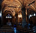 Firenze - Florence - Chiesa di Orsanmichele - ICE Photocompilation Viewing the Interior from East to SE.jpg