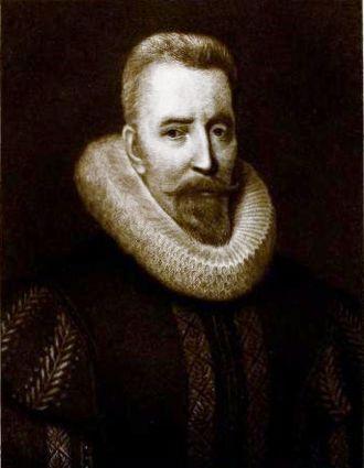 Thomas Hamilton, 1st Earl of Haddington - Portrait of Sir Thomas Hamilton, 1st Earl of Haddington