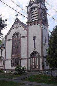 First Parish Church