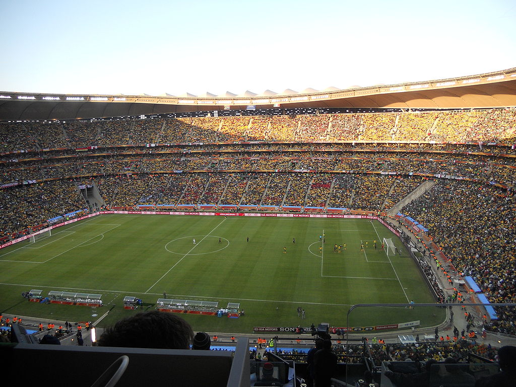 File:First game of the 2010 FIFA World Cup, South Africa ...