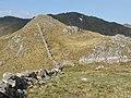 First knoll on plateau of Creag nan Damh. South Cluanie ridge - geograph.org.uk - 849696.jpg