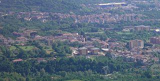 Fisciano Comune in Campania, Italy