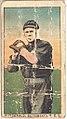 Fitzgerald, Sacramento Team, baseball card portrait LCCN2008677320.jpg
