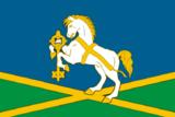 Flag of Druzhinino (Sverdlovsk oblast).png