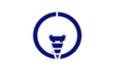 Flag of Hasami Nagasaki.png