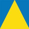 Flag of Novyi Rozdil.png