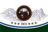 Flago de Lokiganto-Distrikto, Kalifornio