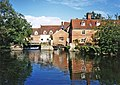 Flatford Mill, East Bergholt, Suffolk - geograph.org.uk - 878764.jpg
