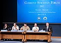 Flickr - Official U.S. Navy Imagery - The Undersecretary of the Navy introduces a discussion panel during the 2012 Current Strategy Forum at the U.S. Naval War College..jpg