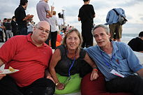 Flickr - Wikimedia Israel - Wikimania 2011 - Beach party (135).jpg