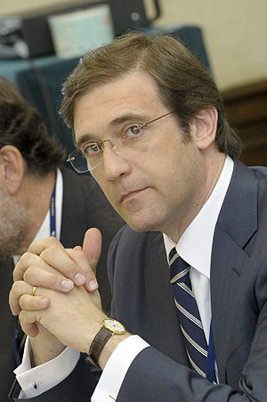 Social Democratic Party (Portugal) - Prime Minister Pedro Passos Coelho, 2011-2015.