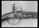 Flintlåspistol, Champion, Paris ca 1670-1673, ur den franska gåvan 1673 - Livrustkammaren - 60538.tif