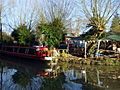 Floating teashop - geograph.org.uk - 1772499.jpg