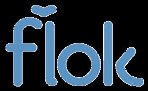 Flok (company) - Image: Flok official logo