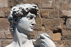 Florence - David - tête