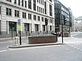 Flowerbed in Cannon Street - geograph.org.uk - 881703.jpg