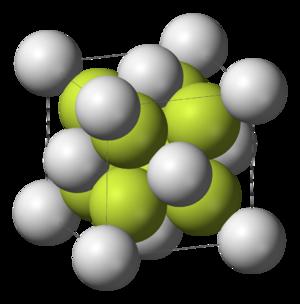 Fluoruro de calcio