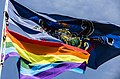 Flying the LGBT Flag in Honor of Orlando Victims (27043384543).jpg