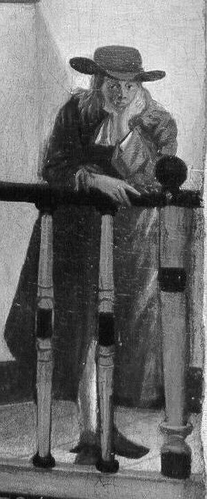 Willem Godschalck van Focquenbroch - Van Focquenbroch in Elmina