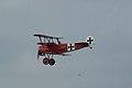 Fokker Dr.I Manfred Richthofen Pass 07 Dawn Patrol NMUSAF 26Sept09 (14413254590).jpg