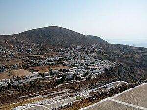 Folegandros - Image: Folegandros 7