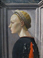 anonymous: Portrait of a Woman