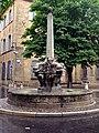 Fontaine des Quatre Dauphins - Aix en Provence - P1350921-P1350927.jpg