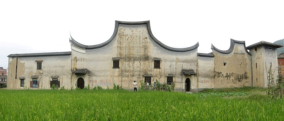 Foochow house minqing