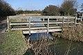 Footbridge across the Nottingham Canal - geograph.org.uk - 1194620.jpg