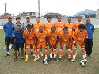 Nova Iguaçu FC association football team in Brazil