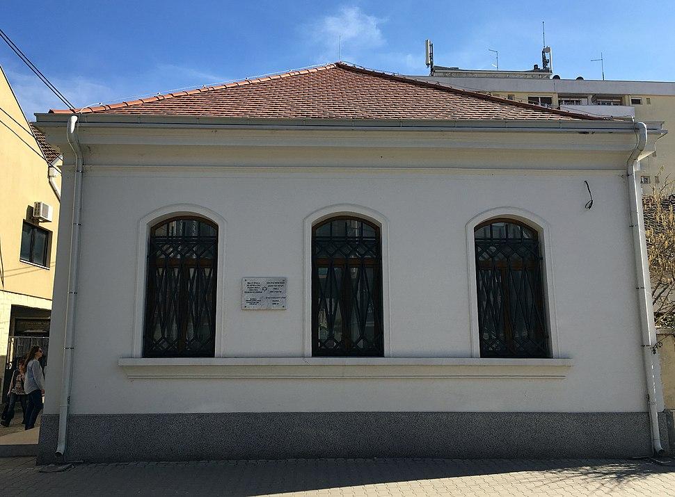 Former Šabac synagogue
