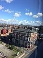 Former Glass Barrel, with Liverpool skyline.jpg
