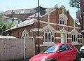 Former Gospel Mission Hall, Kenilworth Road, St Leonards-on-Sea, Hastings (June 2015) (3).JPG