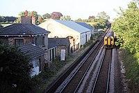 Former railway station at Higham - geograph.org.uk - 865381.jpg