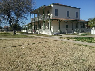 Fort McIntosh, Texas - Fort McIntosh