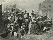 Fort Mims massacre 1813