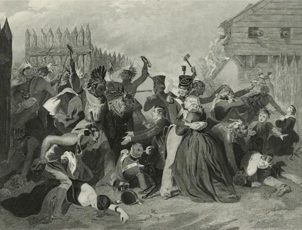 Fort Mims massacre 1813