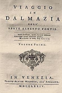 Alberto Fortis Wikipedija