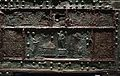 Forziere con sacrificio a giove, I secolo dc, legno, ferro e bronzo, con ageminature, dalla casa di trittolemo a pompei (napoli, man) 04.jpg