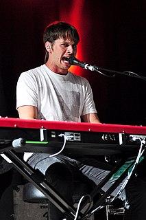 Mark Foster (singer) American singer