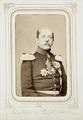 Fotografiporträtt på general Konstantin Bernhard von Voights-Rhetz, 1860-tal - Hallwylska museet - 107818.tif