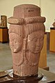 Four-faced Shiva Linga - Gupta Period - ACCN 85-161 - Government Museum - Mathura 2013-02-23 5512.JPG
