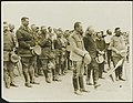 Four Army Commanders at the service.1. General Milne (British) 2. Gen. Moschopol, Bestanddeelnr 158-0705.jpg