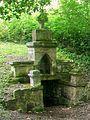 Frémainville (95), fontaine Saint-Clair, chemin de la fontaine Saint-Clair.jpg