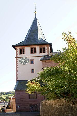 Frammersbach - Parish church St. Bartholomäus
