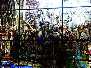 Alexandre Le Grand (merchant) - The legendary visit of Francis I to Fécamp.